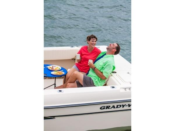 2020 Grady-White boat for sale, model of the boat is Gulfstream 232 & Image # 20 of 29