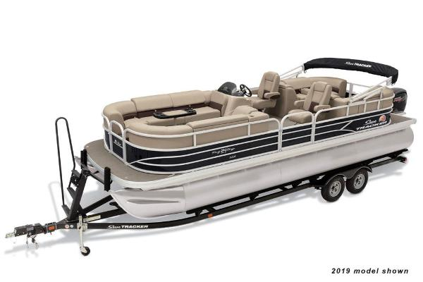 2020 SUN TRACKER PARTY BARGE 24 XP3 for sale