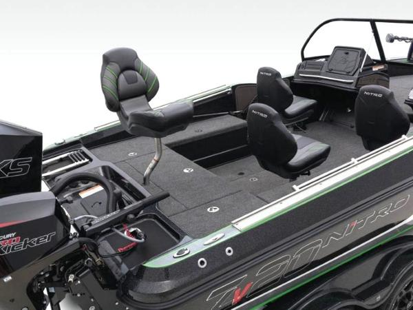 2020 Nitro boat for sale, model of the boat is ZV20 Pro & Image # 43 of 47
