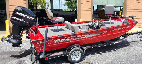 2009 TRITON TJ17 SC for sale