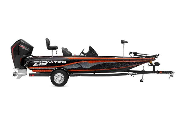 2020 Nitro boat for sale, model of the boat is Z19 & Image # 2 of 41