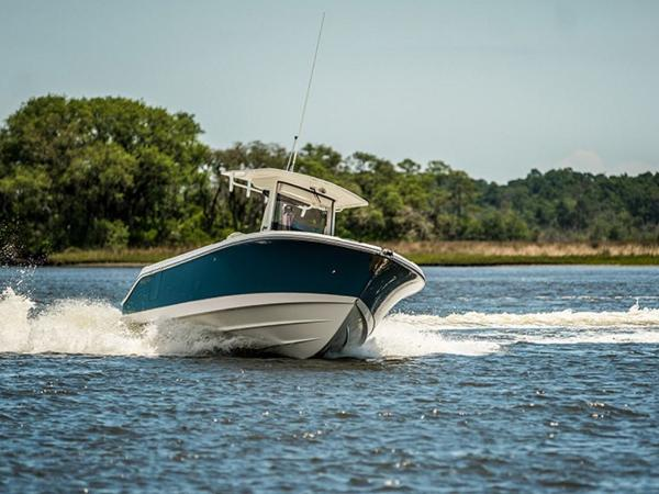 2020 Edgewater boat for sale, model of the boat is 262CC & Image # 2 of 14
