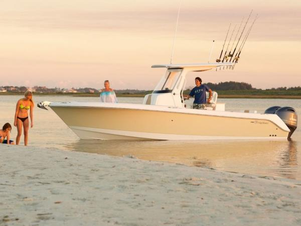 2020 Edgewater boat for sale, model of the boat is 262CC & Image # 4 of 14