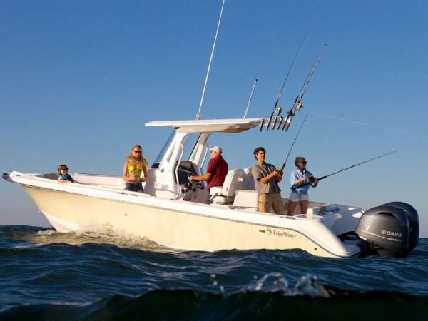 2020 Edgewater boat for sale, model of the boat is 262CC & Image # 1 of 14