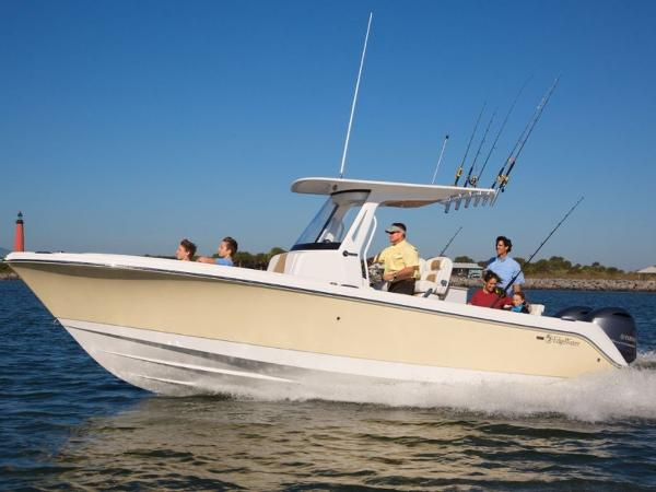 2020 Edgewater boat for sale, model of the boat is 262CC & Image # 5 of 14