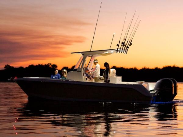 2020 Edgewater boat for sale, model of the boat is 262CC & Image # 13 of 14