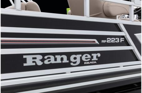 2019 Ranger Boats boat for sale, model of the boat is REATA 223F w/ Mercury 150L 4S & Image # 16 of 46