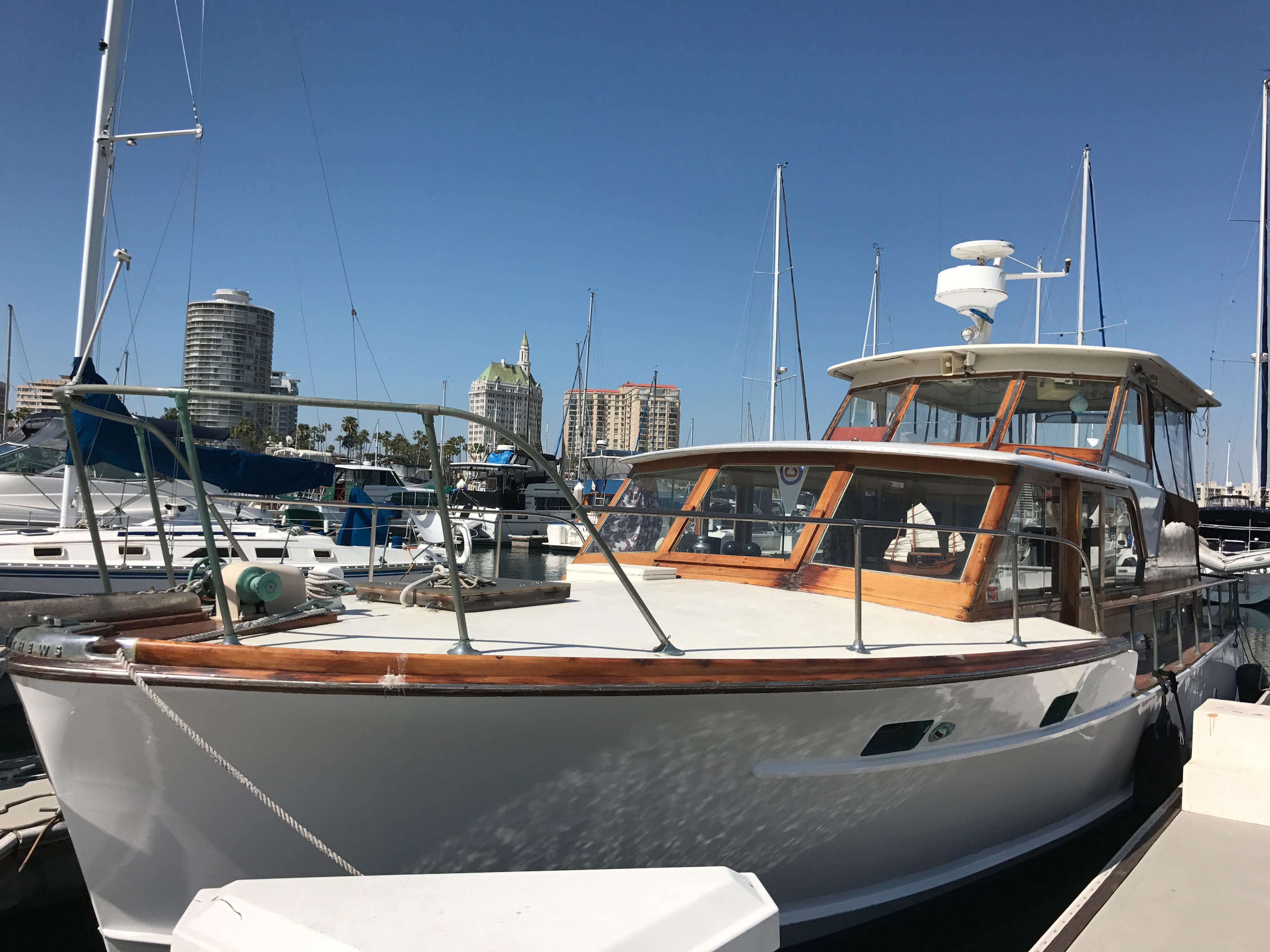 1960 Matthews Motor Yacht Long Beach United States California
