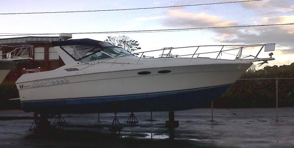 Wellcraft Grand Sport Express Cruiser. Listing Number: M-3714261 34' ...