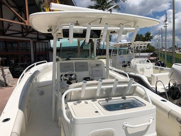 2015 Mako boat for sale, model of the boat is 284 CC & Image # 14 of 17