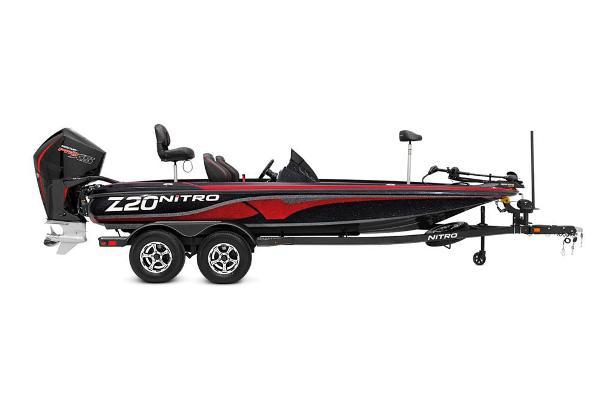 2020 Nitro boat for sale, model of the boat is Z20 & Image # 13 of 58