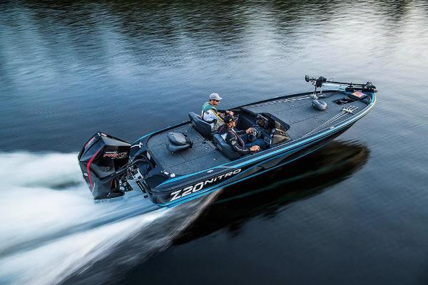 2020 Nitro boat for sale, model of the boat is Z20 & Image # 9 of 58