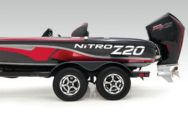 2020 Nitro boat for sale, model of the boat is Z20 & Image # 50 of 58