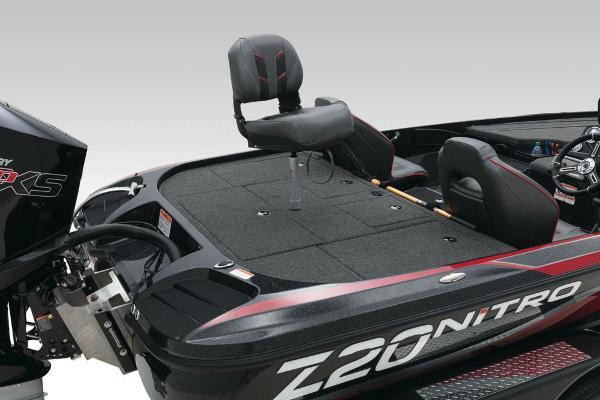 2020 Nitro boat for sale, model of the boat is Z20 & Image # 35 of 58