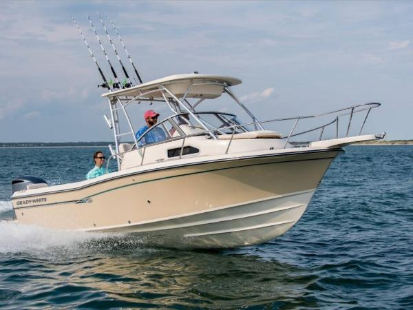 2020 Grady-White boat for sale, model of the boat is Seafarer 228 & Image # 1 of 18