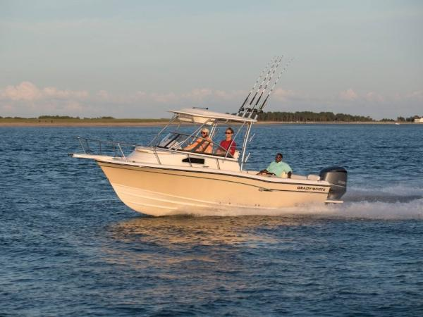 2020 Grady-White boat for sale, model of the boat is Seafarer 228 & Image # 2 of 18