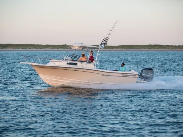 2020 Grady-White boat for sale, model of the boat is Seafarer 228 & Image # 4 of 18
