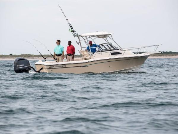 2020 Grady-White boat for sale, model of the boat is Seafarer 228 & Image # 5 of 18