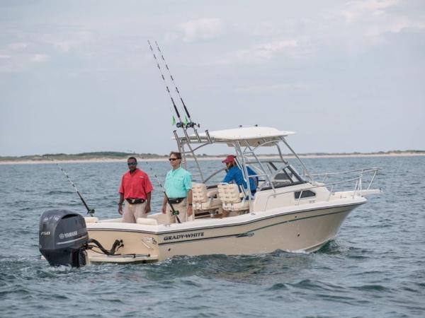 2020 Grady-White boat for sale, model of the boat is Seafarer 228 & Image # 6 of 18