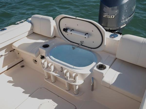 2020 Grady-White boat for sale, model of the boat is Seafarer 228 & Image # 16 of 18