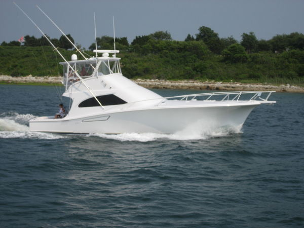 Luhrs Custom Built by C&S cust 50 Convertible Convertible Boats