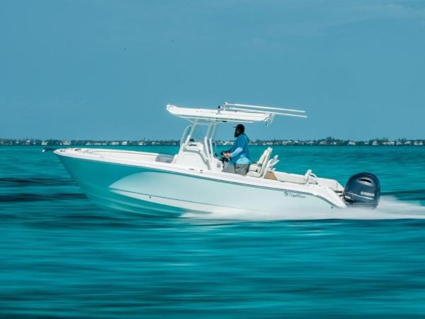 2018 Edgewater boat for sale, model of the boat is 245CC & Image # 1 of 10