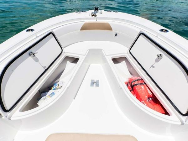 2018 Edgewater boat for sale, model of the boat is 245CC & Image # 6 of 10