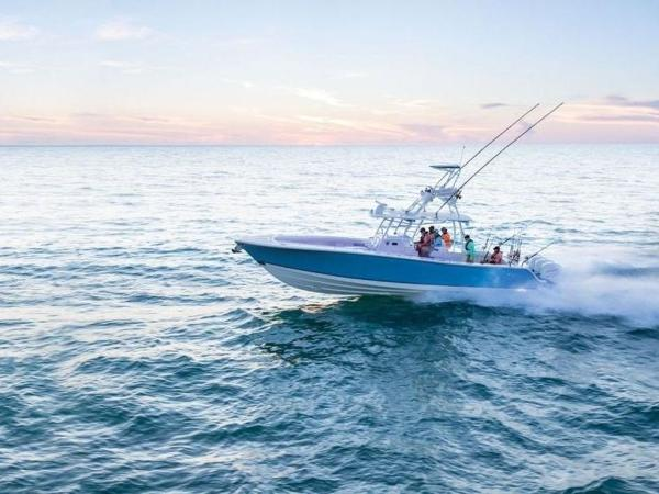 2020 Mako boat for sale, model of the boat is 414 CC Sportfish Edition & Image # 1 of 42