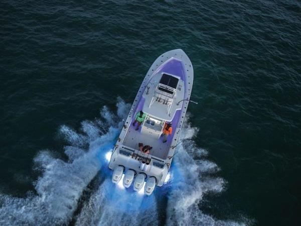 2020 Mako boat for sale, model of the boat is 414 CC Sportfish Edition & Image # 6 of 42