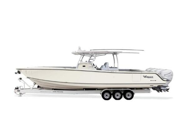 2020 Mako boat for sale, model of the boat is 414 CC Sportfish Edition & Image # 19 of 42