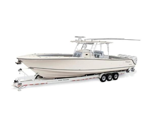 2020 Mako boat for sale, model of the boat is 414 CC Sportfish Edition & Image # 20 of 42
