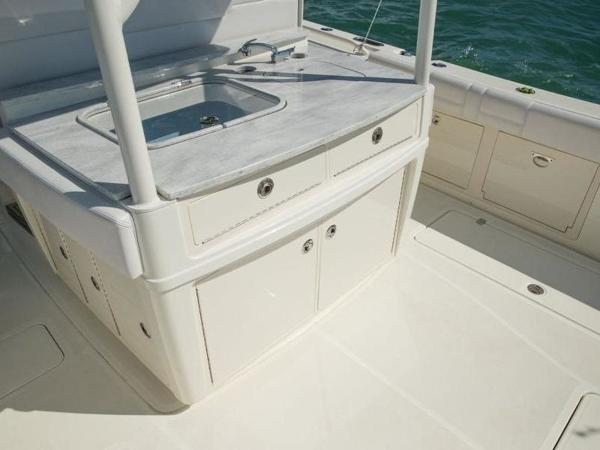 2020 Mako boat for sale, model of the boat is 414 CC Sportfish Edition & Image # 30 of 42