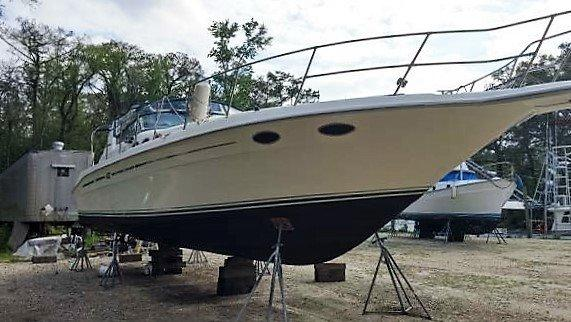 40' Sea Ray 1995 400 Express Cruiser