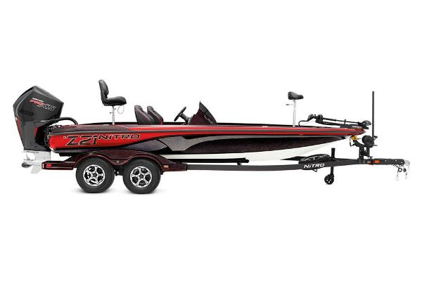 2020 Nitro boat for sale, model of the boat is Z21 & Image # 2 of 47