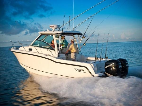 2020 Boston Whaler boat for sale, model of the boat is 285 Conquest & Image # 2 of 81