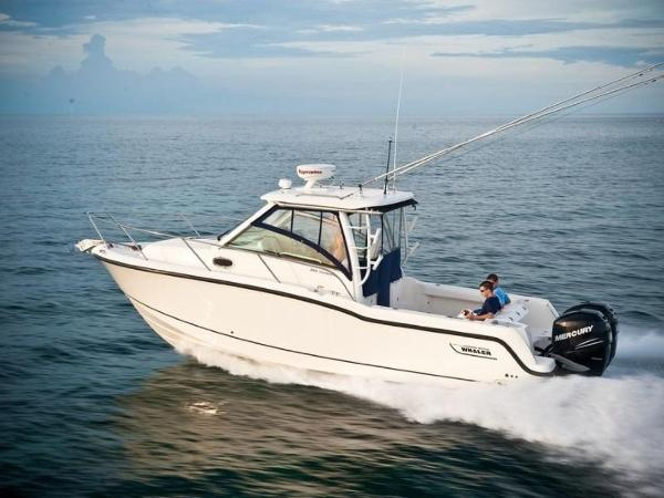 2020 Boston Whaler boat for sale, model of the boat is 285 Conquest & Image # 3 of 81