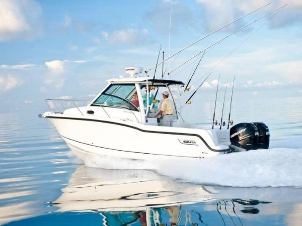 2020 Boston Whaler boat for sale, model of the boat is 285 Conquest & Image # 6 of 81