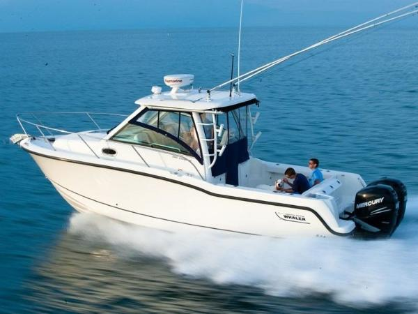 2020 Boston Whaler boat for sale, model of the boat is 285 Conquest & Image # 9 of 81