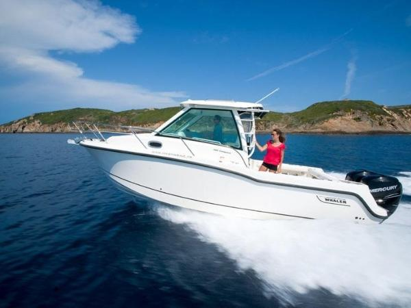 2020 Boston Whaler boat for sale, model of the boat is 285 Conquest & Image # 10 of 81