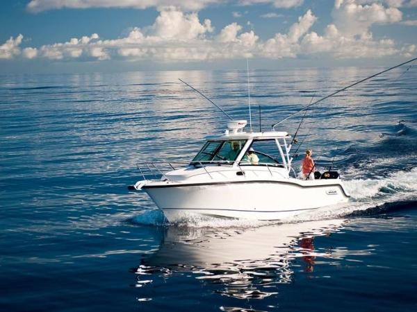 2020 Boston Whaler boat for sale, model of the boat is 285 Conquest & Image # 12 of 81