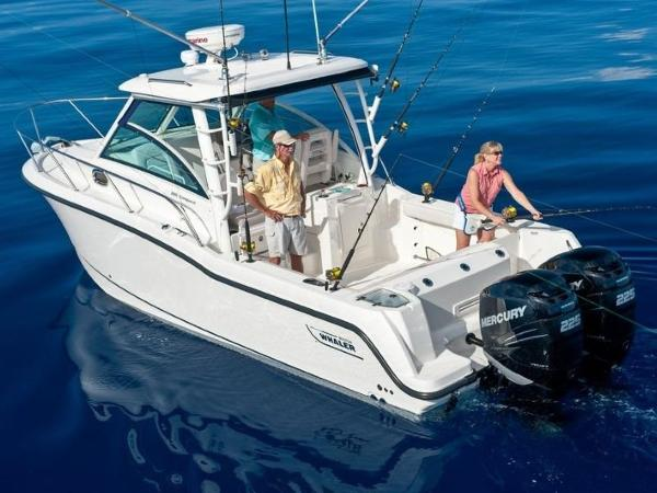 2020 Boston Whaler boat for sale, model of the boat is 285 Conquest & Image # 19 of 81