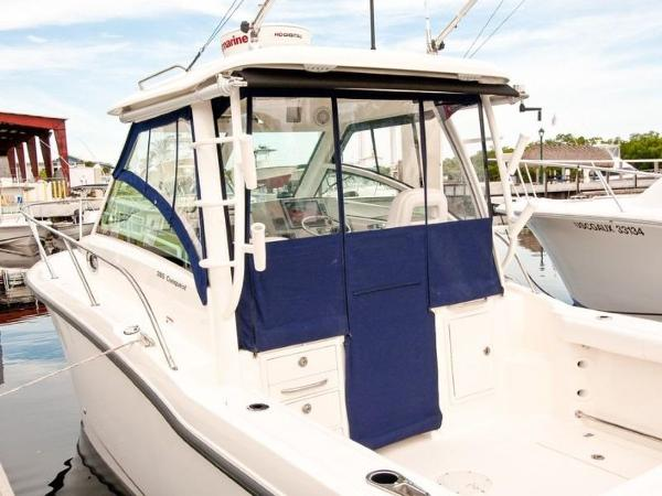 2020 Boston Whaler boat for sale, model of the boat is 285 Conquest & Image # 24 of 81