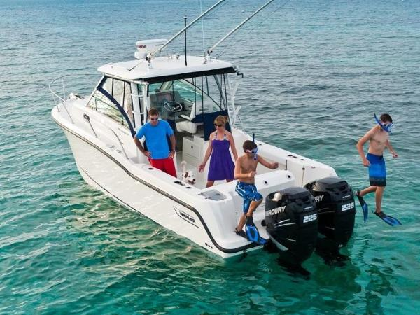 2020 Boston Whaler boat for sale, model of the boat is 285 Conquest & Image # 30 of 81