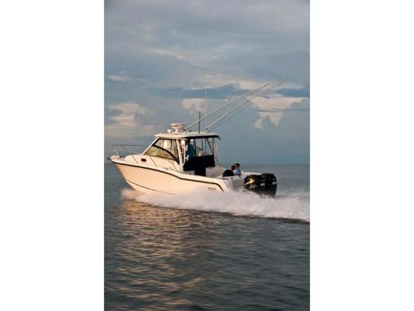 2020 Boston Whaler boat for sale, model of the boat is 285 Conquest & Image # 34 of 81