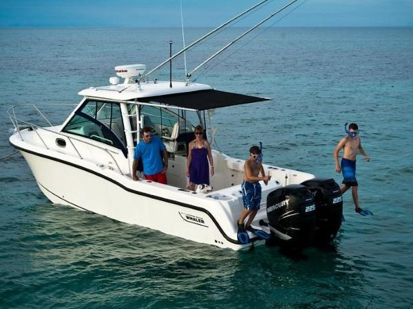 2020 Boston Whaler boat for sale, model of the boat is 285 Conquest & Image # 36 of 81