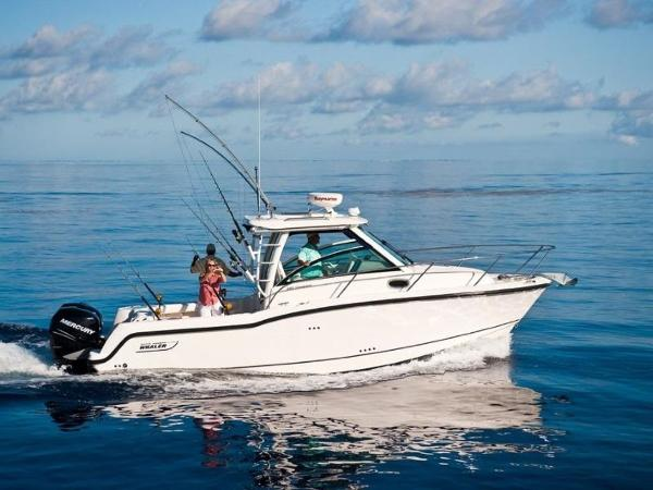 2020 Boston Whaler boat for sale, model of the boat is 285 Conquest & Image # 76 of 81