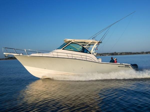 2020 Grady-White boat for sale, model of the boat is Express 370 & Image # 1 of 19