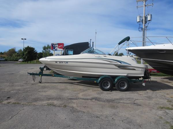 2001 SEA RAY 190 SUNDECK for sale