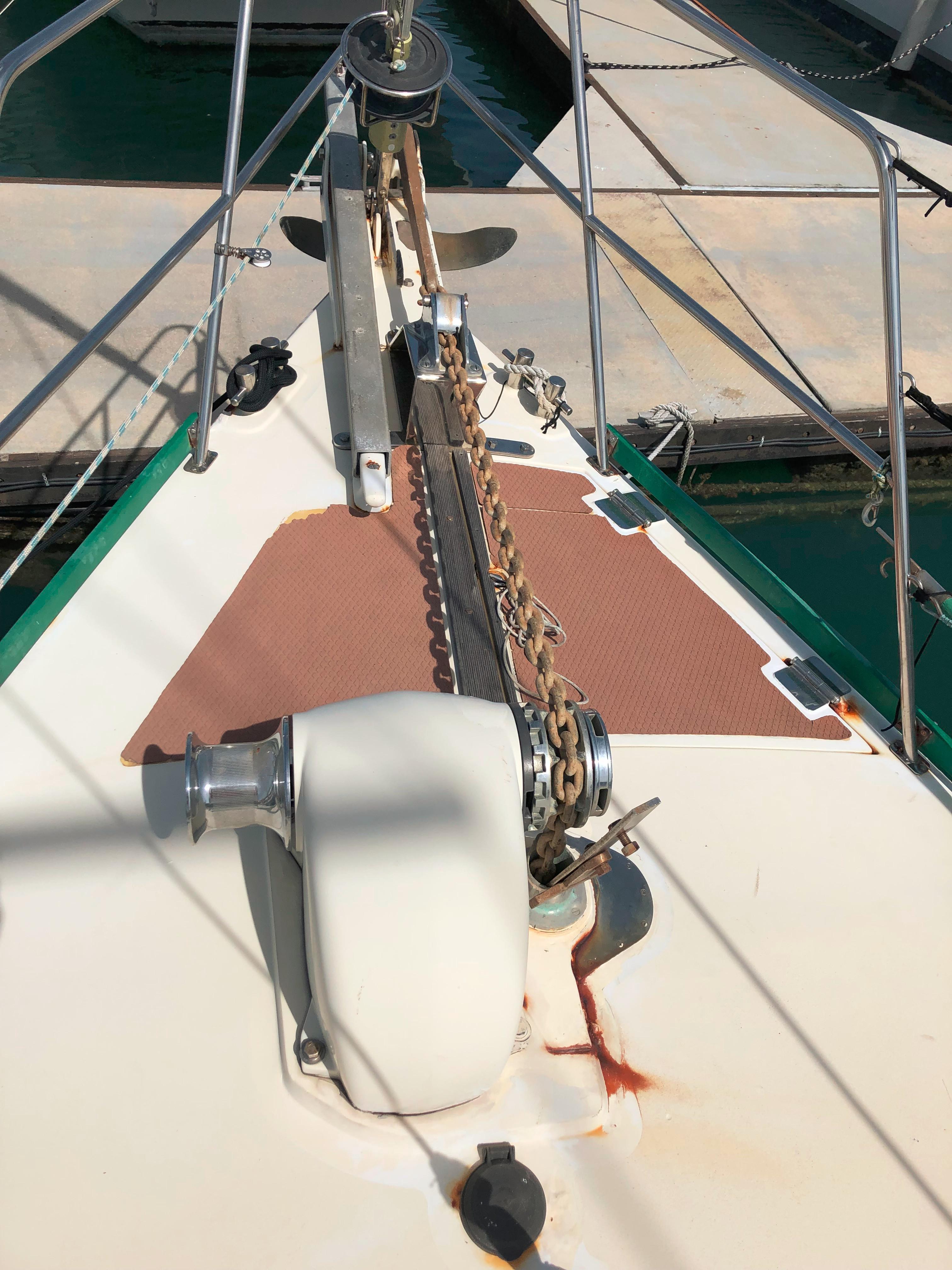 Anchor Winches & Anchor