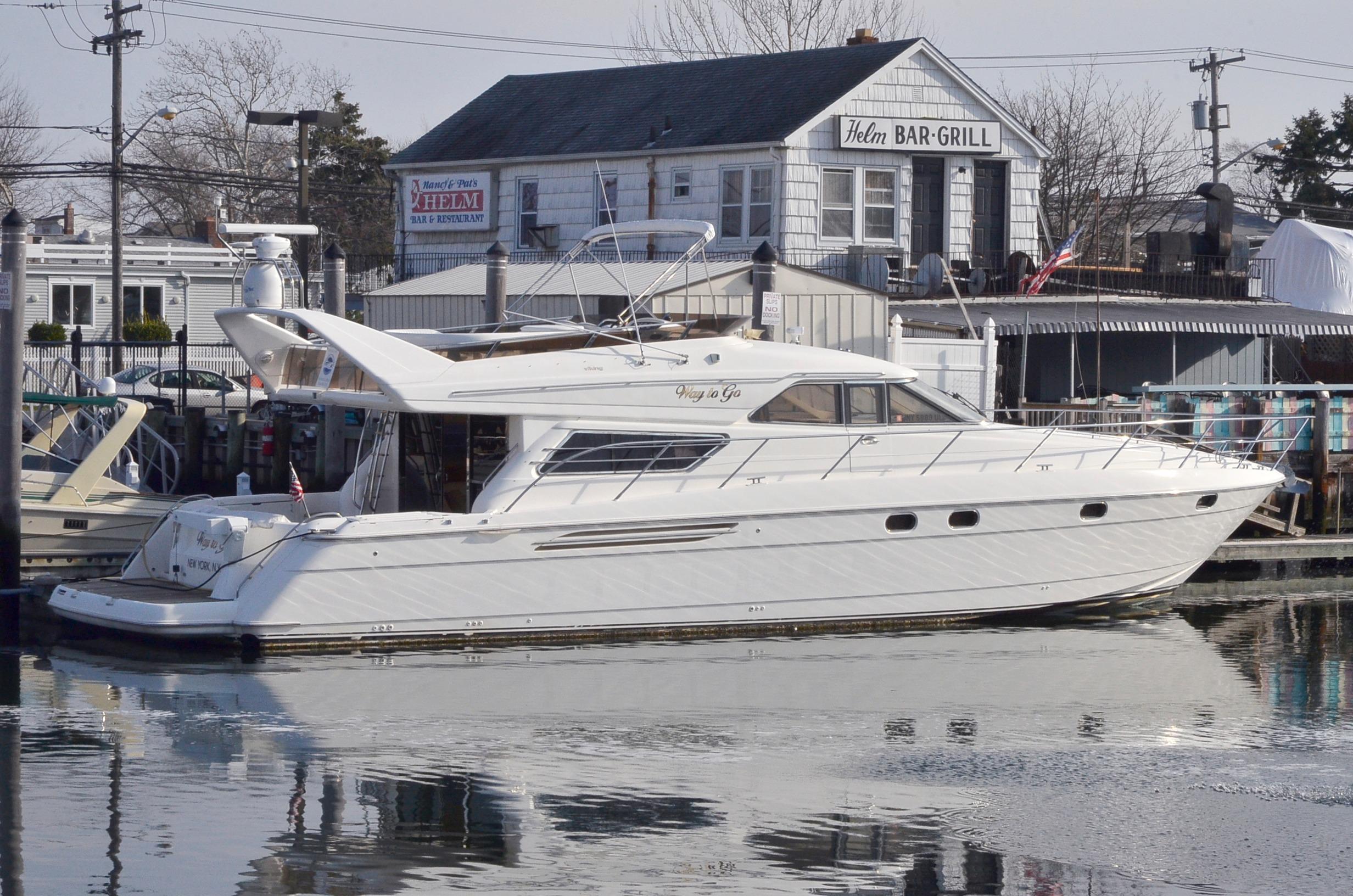 1999 princess viking sport cruiser 60 flybridge for sale for 50 ft motor yachts for sale